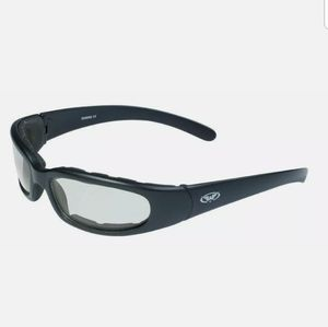 Clear Men Motorcycle Glasses Hunting Shooting new
